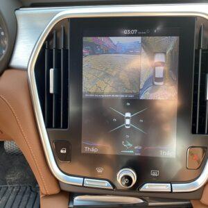 Camera 360 hỗ trợ quan sát khi di chuyển