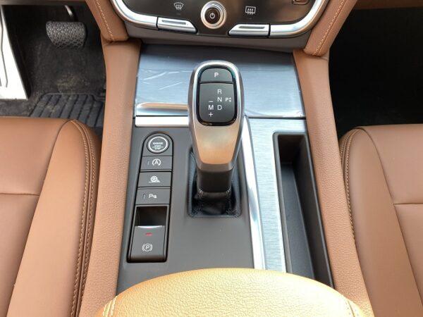 Hộp số ZF 8 cấp BMW chuyển số mượt mà trên xe VinFast Lux A2.0