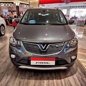 Mẫu xe VinFast Fadil bán chạy nhất phân khúc chinh phục hầu hết khách hàng khó tính nhất