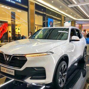 VinFast Lux SA2.0 mẫu xe hạng sang được kế thừa các công nghệ có sẳn của BMW