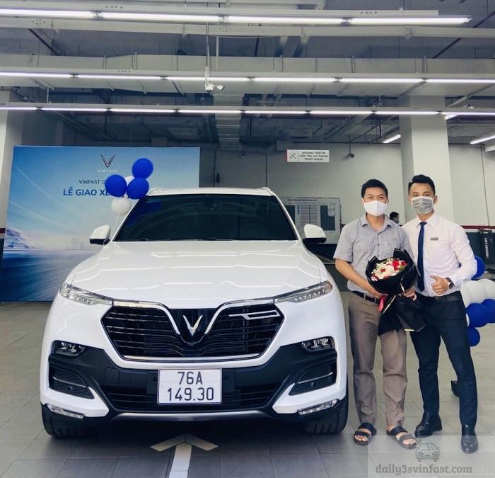 VinFast Quảng Ngãi là điểm đến quen thuộc cộng đồng yêu thích thương hiệu xe hơi VinFast tại Quảng Ngãi.