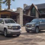 Thực Hiện Phép So Sánh Vinfast Lux SA2.0 Và Chevrolet Tahoe