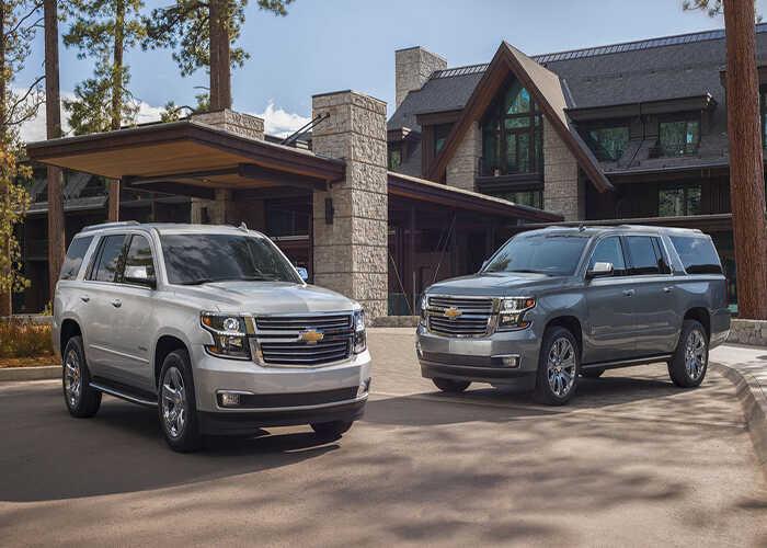 So sánh Vinfast Lux SA2.0 và Chevrolet Tahoe