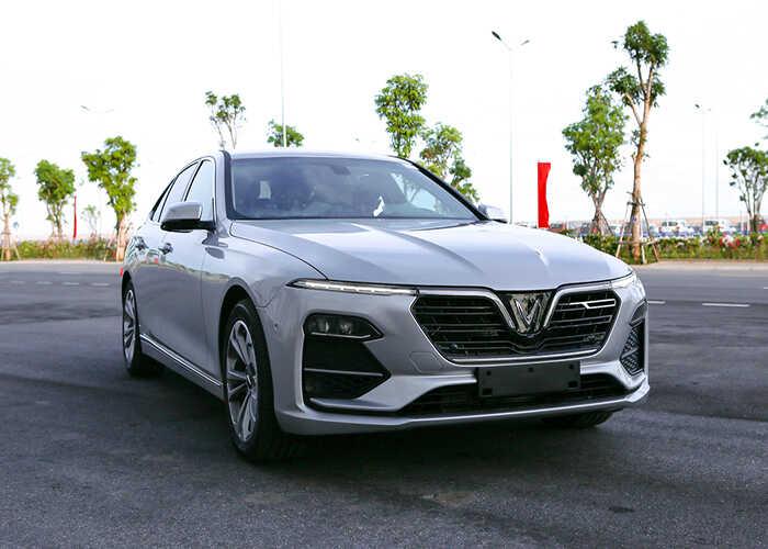 So sánh Vinfast Lux SA2.0 và Hyundai Palisade