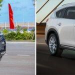 So Sánh Vinfast Lux SA2.0 Và Mazda CX8 - Chọn xe nào?