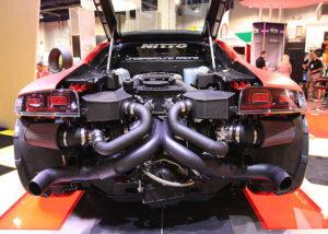Động cơ Turbo tăng áp kép được lắp trên nhiều phương tiện