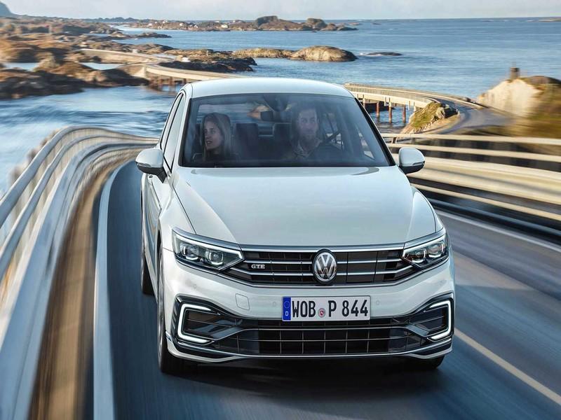 Dòng xe hạng sang Volkswagen Passat có giá bán khá cao trên thị trường