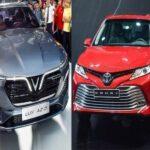 Một vài tính năng nổi bật khi so sánh Vinfast Lux a2.0 và Toyota Camry