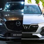 So sánh VinFast Lux a2.0 với Mazda 6 - Dòng xe nào nhiều lợi thế hơn?