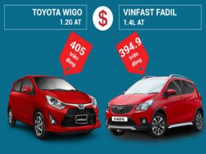 Mức giá bán của xe hiện nay trên thị trường