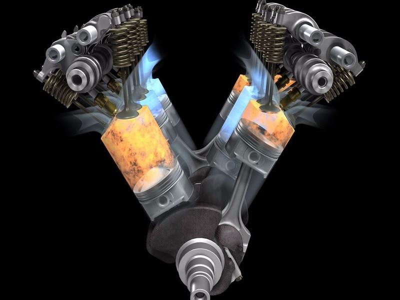 các kiểu thiết kế động cơ ô tô
