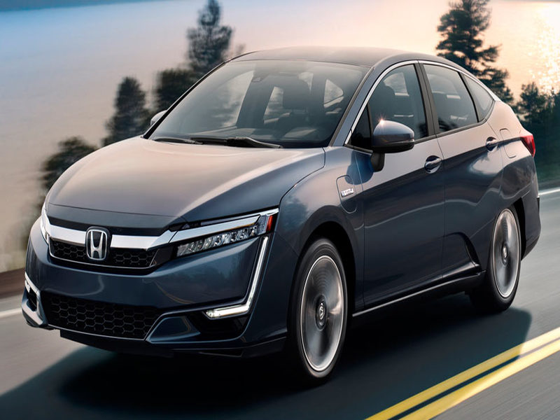 Thiết kế dòng xe Honda Clarity
