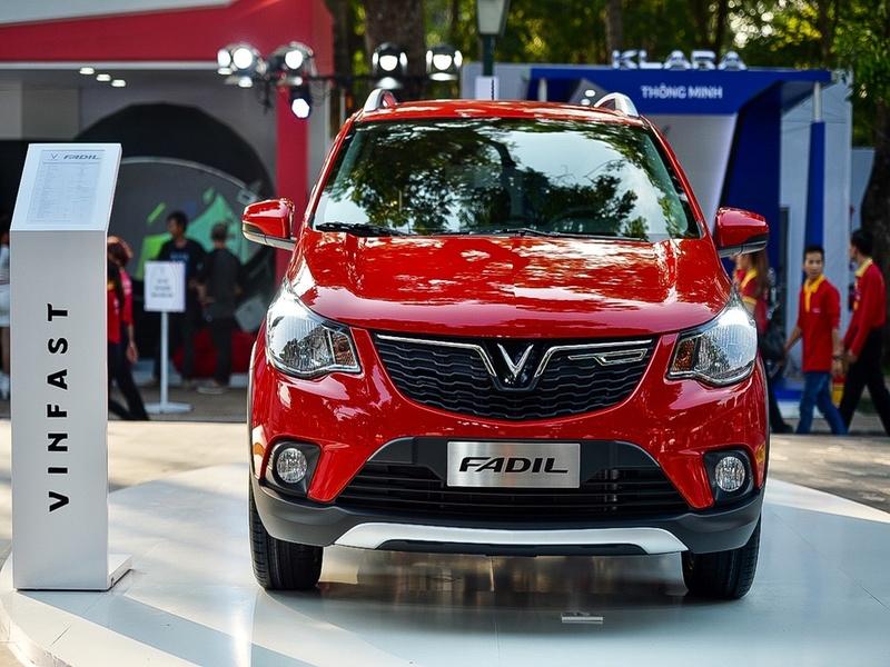 Xe VinFast Fadil hiện đang khá được ưa chuộng trên thị trường