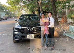 Giá xe VinFast Lux A2.0 chỉ từ 881 triệu với ưu đãi lên đến 500 triệu đồng.