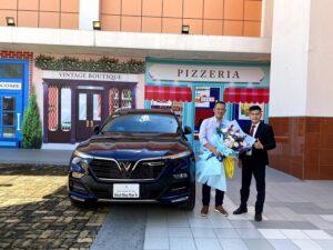 VinFast Cộng Hòa là địa điểm mua hàng quen thuộc khách hàng yêu thích thương hiệu xe VinFast