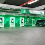 Chuẩn bị ra mắt xe ô tô điện VinFast dự kiến xây 2000 trạm sạt