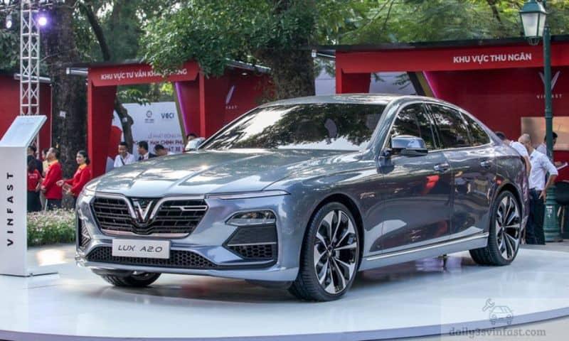 Danh sách showroom ô tô Vinfast có mặt tại TPHCM