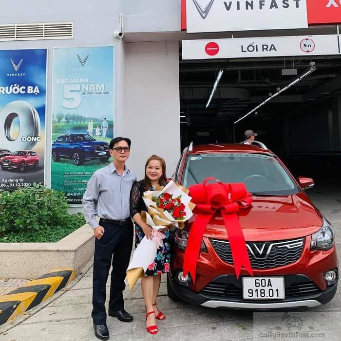 Giá xe VinFast Fadil chỉ từ 336 triệu, ưu đãi 100% lệ phí trước bạ kích cầu trong tháng
