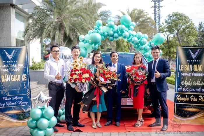 VinFast Nha Trang miễn phí 100% trước bạ, tổng giá trị lên đến 500 triệu đồng.