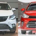 So sánh Vinfast Fadil và Kia Soluto: Nên mua xe nào?