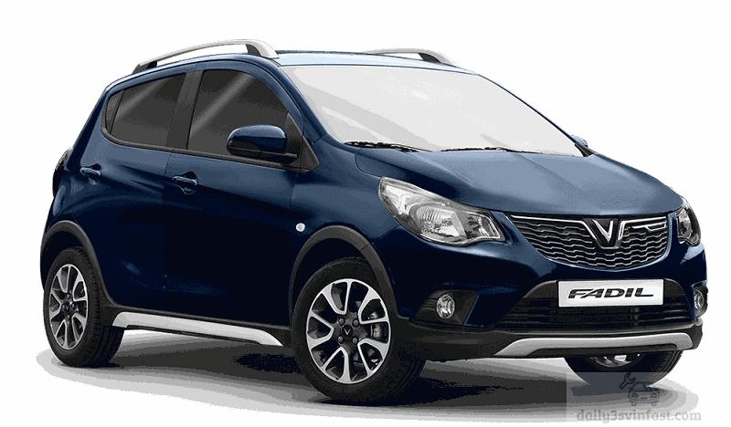 so sánh Vinfast Fadil và Volkswagen Polo Hatchback