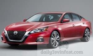 so sánh VinFast Lux A2.0 và Nissan Altima