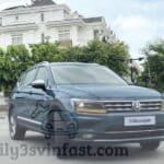 So sánh VinFast Lux SA2.0 & Volkswagen Tiguan Allspace