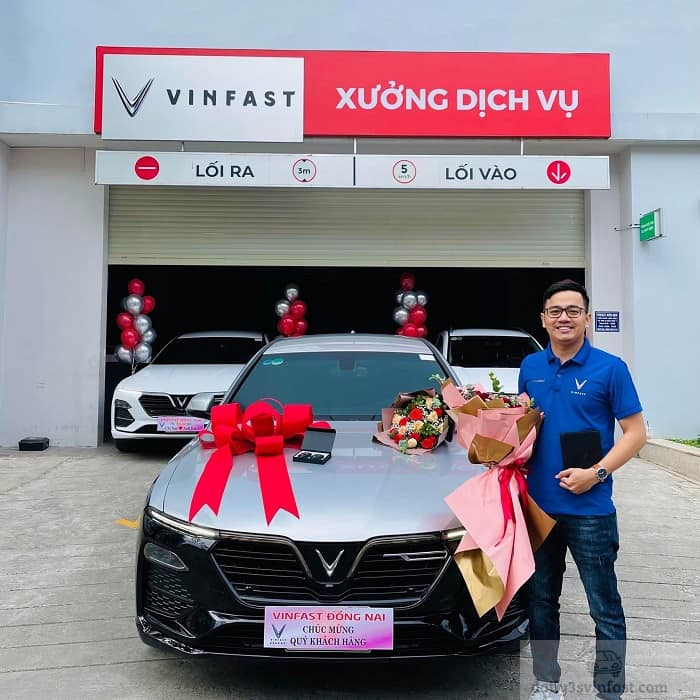 Ô tô VinFast Biên Hòa cam kết giá tốt nhất toàn quốc và chính sách hậu mãi chu đáo.