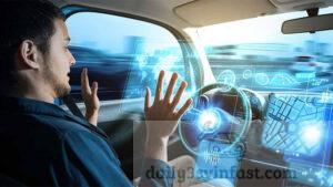 Công nghệ tự hành đang ngày một phát triển trên ô tô