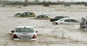 Thủ tục bảo hiểm ô tô bị ngập nước