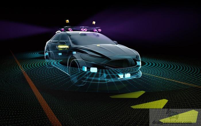 Chip Nvidia trên ô tô điện VinFast