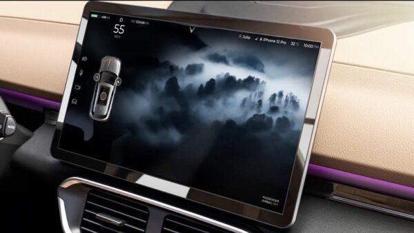 Khả năng tự lái dự kiến sẽ là cấp độ 2-3 cho mẫu xe VinFast VF-e35 tiên tiến này.