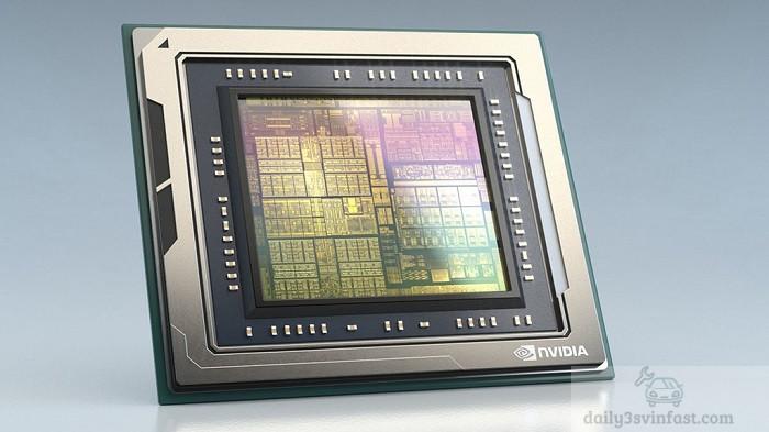 Siêu chip Nvidia Drive Orin thế hệ mới