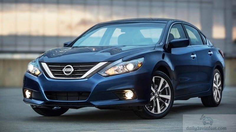 Động cơ mạnh mẽ của Nissan Teana giúp đạt công suất tối đa là 180 mã lực