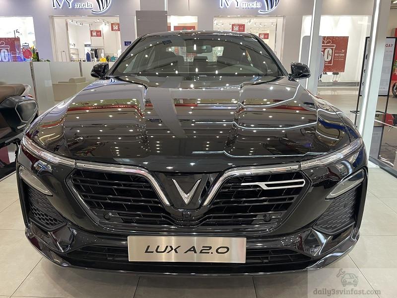Hình ảnh VinFast Lux A2.0 màu nâu