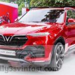 Tổng hợp 6 màu xe VinFast Lux SA2.0 cực chất nên chọn