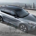 Đánh giá xe ô tô điện ArcFox Alpha-T: Giá bán, thông tin xe mới nhất