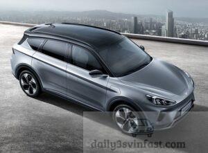 xe ô tô điện ArcFox Alpha-T