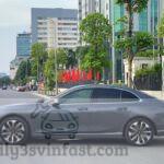 Giá lăn bánh xe VinFast Lux A2.0 2021 mới nhất tháng 9/2021