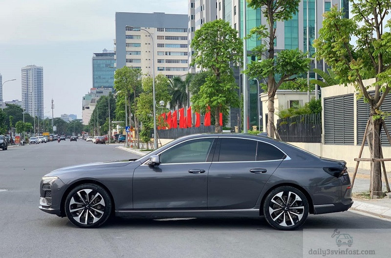 Bảng báo giá VinFast Lux A2.0 trên toàn quốc mới nhất