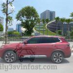 Bảng giá lăn bánh xe VinFast Lux SA2.0 cập nhật mới tháng 9/2021