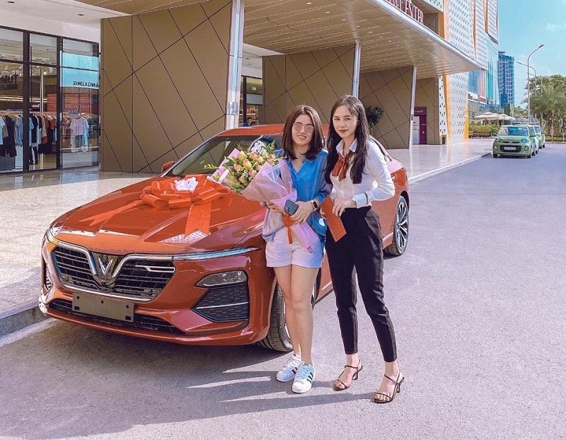 Bảng giá VinFast Trần Duy Hưng Hà Nội