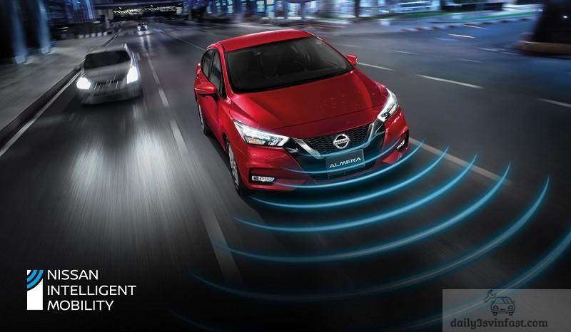 Đánh giá an toàn Nissan Almera