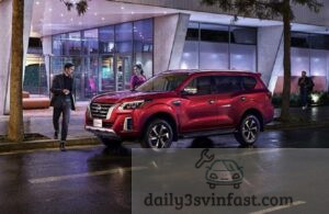 giá bán Nissan Pathfinde 2022