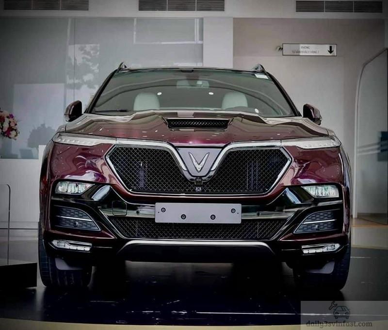 Mua xe VinFast Lux SA2.0 trả góp