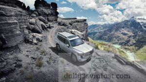 Ngoại thất Toyota Land Cruiser 2022