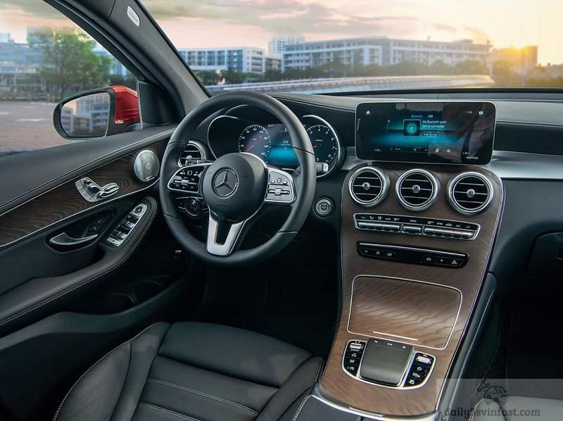 Nội thất Mercedes GLC200