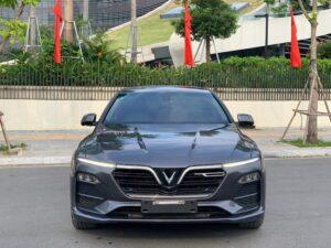 Quy trình mua xe ô tô trả góp VinFast Lux A2.0