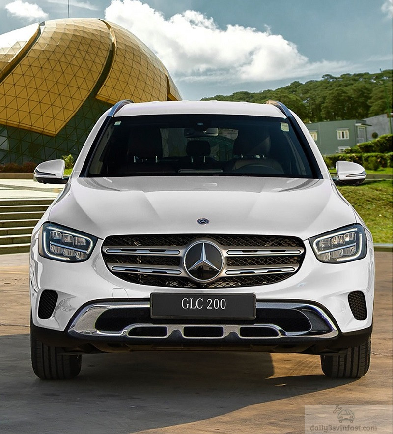So sánh VinFast Lux SA2.0 và Mercedes GLC200 về ngoại thất