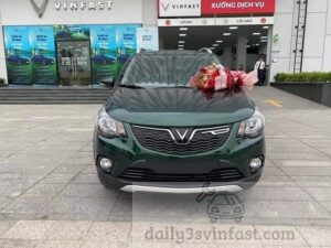 thủ tục mua xe trả góp VinFast Fadil trả góp